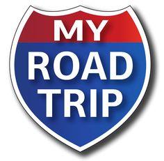 My Road Trip, Logos, Destinations, Google, Travel, Image, Viajes, A Logo, Traveling
