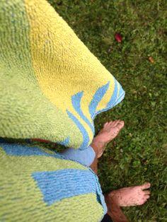 Barefoot & grass
