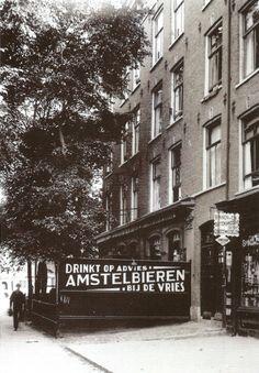 Dapperstraat 01 - 1935 .Foto: Beeldbank Amsterdam