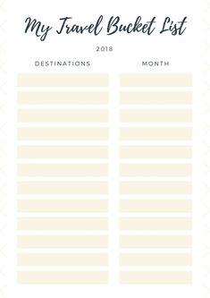 international travel planner