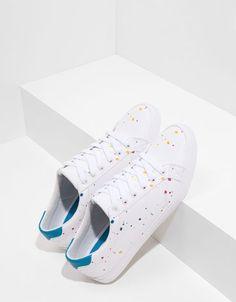 Bershka Netherlands - Sneaker met spetters