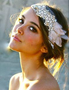 Coiffure mariée : faites le plein d'idées de coiffure de mariée tendance en 2015...