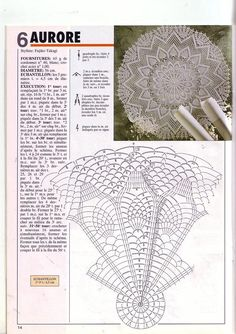 TS crochet d'art n° 233 - Jo D - Picasa Web Albums Crochet Doily Diagram, Crochet Motif Patterns, Crochet Mandala, Tatting Patterns, Crochet Chart, Thread Crochet, Filet Crochet, Crochet Stitches, Crochet Potholders