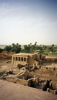 Dendara Temple Egypt