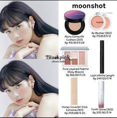 Pink Makeup, Girls Makeup, Glam Makeup, Eyeshadow Makeup, Makeup Inspo, Makeup Cosmetics, Beauty Makeup, Asian Eye Makeup, Korean Makeup