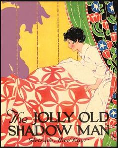JOLLY OLD SHADOW MAN by GERTRUDE KAY on Aleph-Bet Books