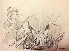 Fairy Tail x Pokemon