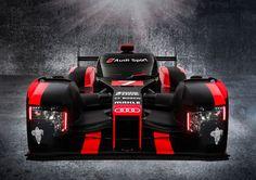2016 Audi R18 Le Mans Racer