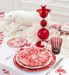 Mantel Redondo, Ceramic Tableware, Border Pattern, Elegant Table, Table Arrangements, Side Plates, Dinner Plates, Table Settings, Hand Painted