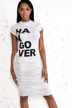Hang Over Dress