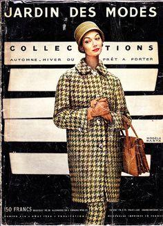 Jardin des Modes 1956