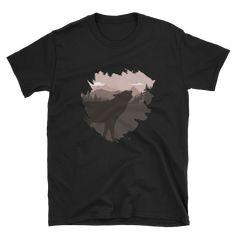 Wolf and Deer Illustration - Milos Lacko Art Deer Illustration, Illustrations, Wild Wolf, Shirt Designs, Artwork, Mens Tops, T Shirt, Supreme T Shirt, Work Of Art