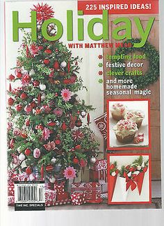 Holiday with Matthew Mead by Matthew Mead Magazine (2011, Paperback)