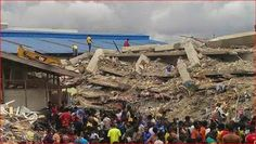 Chinwe juicyspot.com 08035699302: Sad! Death toll rise to 40 in Synagogue building c...
