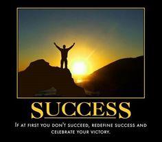 Who Needs Success