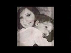 """Barbra Streisand -""""If I Could""""- With her son Jason Gould - YouTube"""