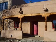 Puerta+Colorada+(Red+Door):+Taos+Condo+Just+Blocks+from+Plaza+++Vacation Rental in Taos from @homeaway! #vacation #rental #travel #homeaway