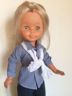 camisaspara nancy, ropa para nancy, vestidos para muñecas