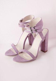 Purple trend shoes