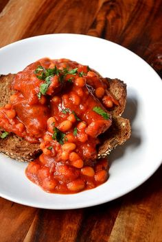 Homemade Baked Beans   Baked Beans Recipe   frugalfeeding
