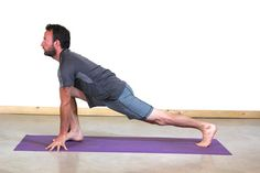4 best yoga poses for runners - from Outside Online