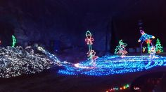 Lights under louisville