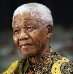 Remembering Nelson Rolihlahla Mandela (July 18, 1918 - December 5, 2013)...South African politician who served as President of South Africa from 1994 to 1999