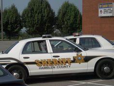 TN - Hamblen County Sheriff Ford CVPI
