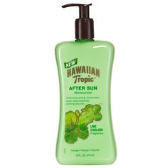 The 9 Best After-Sun Products Your Beach Bag Desperately Needs - Hawaiian Tropic After Sun Moisturizer from InStyle.com
