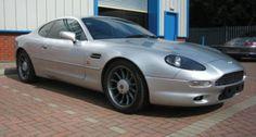 Aston Martin DB7- Alfred Dunhill edition.