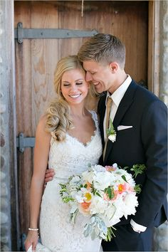 Romantic Vineyard Wedding Lincourt Winery - The Wedding Chicks. Love everything about this wedding!