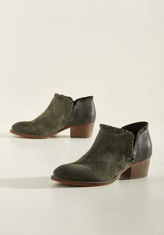 Friends of Fringe Bootie. Whats the best way to show off your new suede booties?…