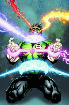 Green Lantern New Guardians (2011) Issue #12