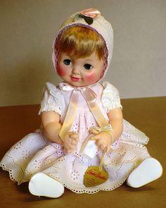 Effanbee Dy Dee Darlin Vintage Baby Doll 1960s
