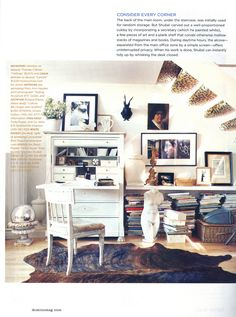 I still hunt for the perfect secretary desk. I will find it one day...