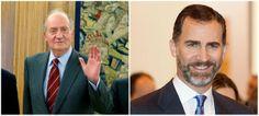 2 de junio del 2014. El Rey Don Juan Carlos abdica en favor de su hijo el Príncipe de Asturias quien reinará como Felipe VI de España.