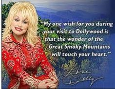 At the Dollywood theme park, there is something for everyone to enjoy! This Pigeon Forge attraction has been recognized as one of the world's best theme parks, with the international Applause Award. From late March through December, the Dollywood offers thrilling rides, award-winning entertainment and master craftsmen.