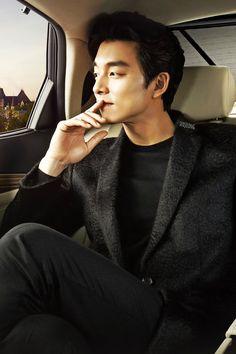 KIA Soft Charisma K7_看图_孔侑吧_百度贴吧 Follow Me, Gong Yoo