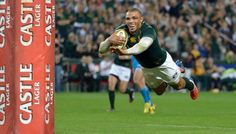 Springboks make five changes for Brisbane Test