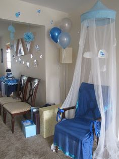 Great Chair Idea · Baby Shower ...