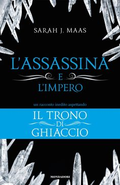 20 best libri images on pinterest livros books and book lassassina e limpero throne of glass 05 fandeluxe Gallery