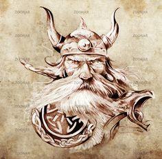 Ancient Germanic Tattoo Designs Pin neo polytheist ancient germanic ...