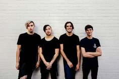 with confidence! love this band