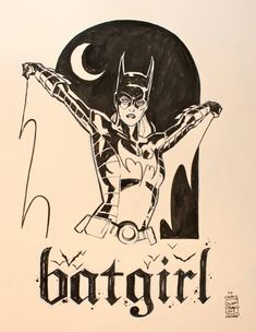 Batgirl - Stephanie Brown by Cliff Chiang