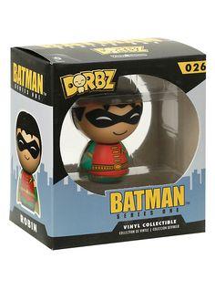 Funko DC Comics Batman Series One Robin Dorbz Vinyl Figure,