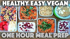 One of the best reasons to meal prep is to save timethroughout the week and not have to prepare meals when you are busy working or studying. Some people, though, may feel that they don't hav…