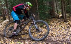 For the first time, an enduro event is hosted on the famous Monarch Crest trail in Colorado.