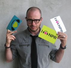 Better to have loved, and LOST, and listened to NPR ... Damon Lindelof shows his <3 . (June 2012)