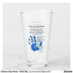 Fathers Day Poem - Hold My Hand Handprint Dad Gift Glass Stepdad Fathers Day Gifts, Fathers Day Poems, Gifts For Father, Dad Gifts, Hold My Hand, Hold Me, Dad Birthday, Birthday Gifts, Daddy Poems