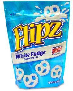Image result for white fudge pretzels